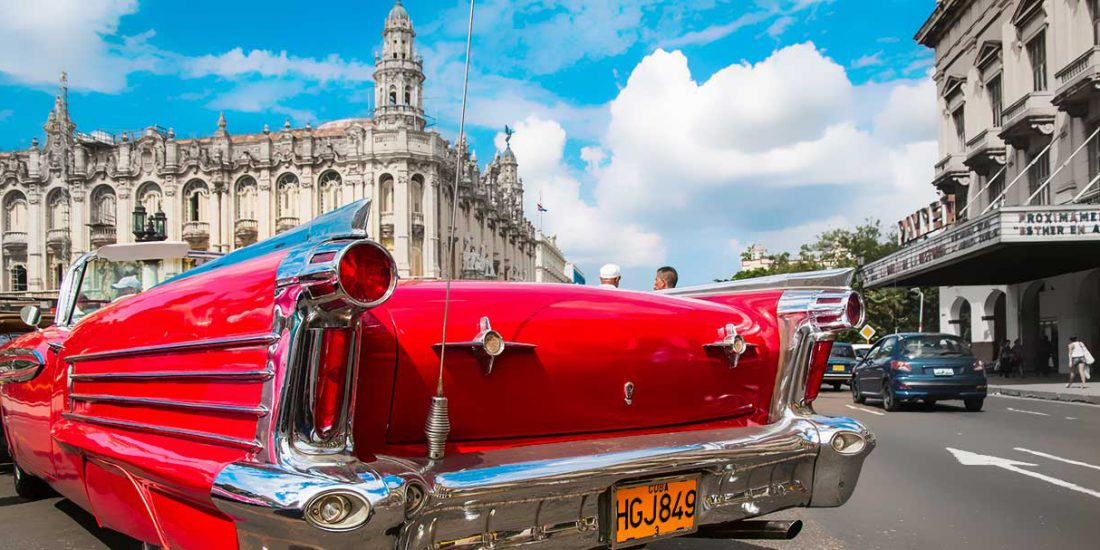 Cuba Holidays. Destination Overview