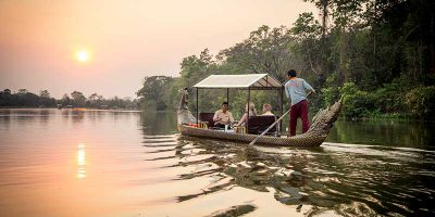 Discover life on the Mekong Delta on a 3 night river cruise