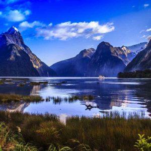 16 Day New Zealand Gateway Escorted Tour.