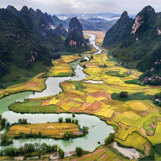 Vacaciones en Vietnam Resumen del destino