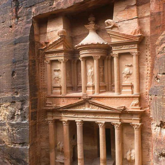 Independent Tour Wonders of Jordan
