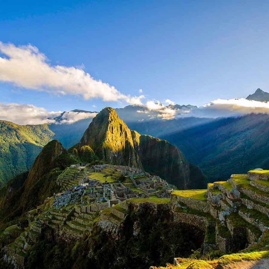 Peruholidays. Destination highlights and travel information