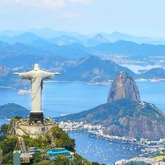 Independent Tour Rio de Janeiro, Iguassu, Pantanal