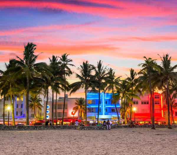 USA Holidays.Holidays in Florida, United States of America